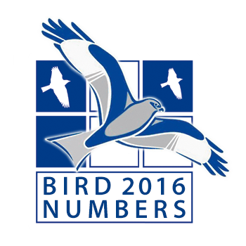 Logo Bird Numbers 2016